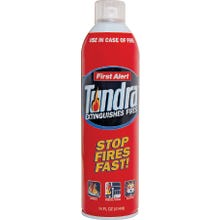 Image 2 of FIRST ALERT Tundra AF400 Fire Extinguishing Aerosol Spray, 2.5 lb Capacity