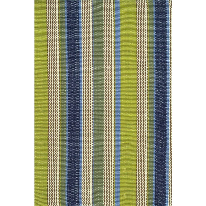 Dash & Albert Marina Stripe Indoor/Outdoor Rug