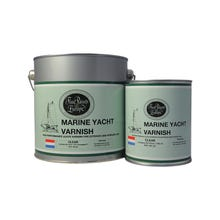Fine Paints of Europe Marine Yacht Varnish Brilliant Finish 750 mL