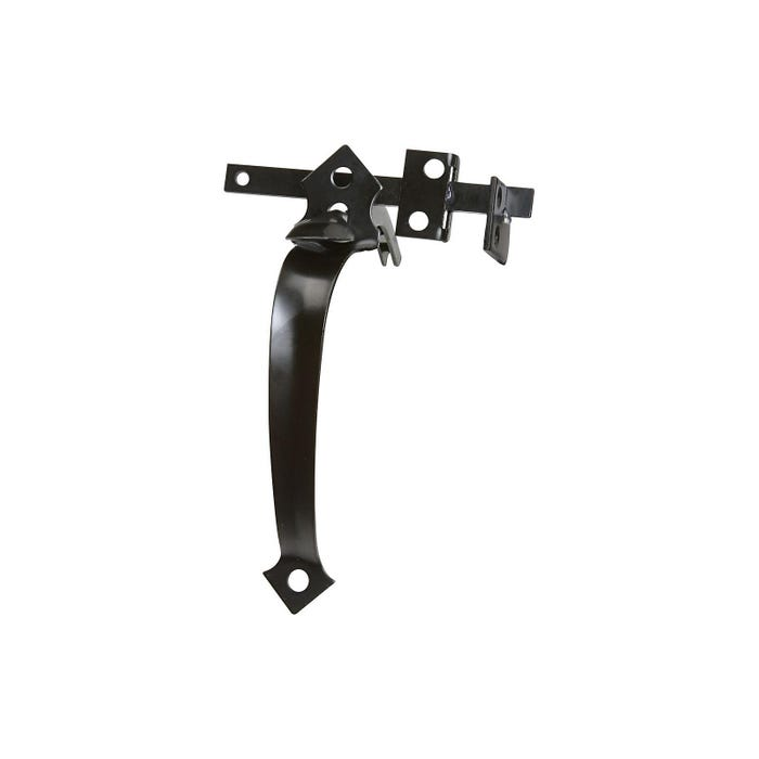 Image 2 of National Hardware N101-451 Thumb Latch, Steel