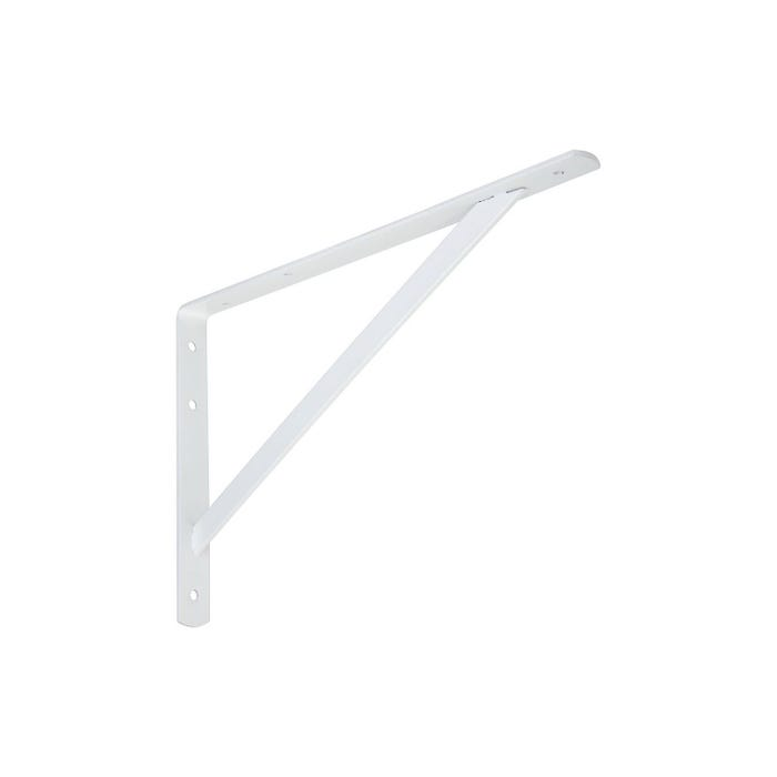 Image 2 of National Hardware 111BC Series N260-596 Shelf Bracket, 600 lb Weight Capacity, 0.16 in Thick, Steel
