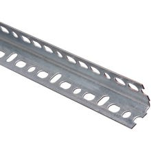 Image 2 of Stanley Hardware 4021BC Series 341156 Slotted Angle, 72 in L, Galvanized Steel