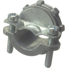 Image 2 of Halex 90512 Clamp Connector, 3/4 in, Zinc