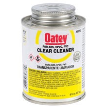 Image 1 of Oatey 30782 All-Purpose Pipe Cleaner, Clear, 8 oz Can