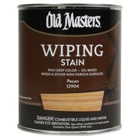 Image 1 of Old Masters Wiping Stain, Pecan, Quart