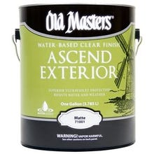 Image 1 of Old Masters Ascend Exterior® Clear Matte Finish, Gallon