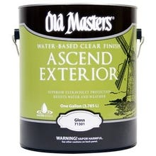 Image 1 of Old Masters Ascend Exterior® Clear Gloss Finish, Gallon