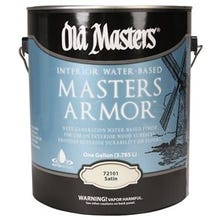 Image 1 of Old Masters,  Masters Armor® Satin,  Gallon