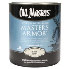 Image 1 of Old Masters,  Masters Armor® Satin, Quart