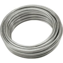 Image 2 of HILLMAN 50130 Utility Wire, 25 ft L, Galvanized Steel