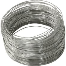 Image 2 of HILLMAN 50138 Utility Wire, 100 ft L, Galvanized Steel