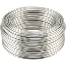Image 2 of HILLMAN 50176 Utility Wire, 50 ft L, Aluminum