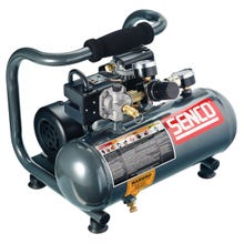 Image 2 of SENCO PC1010 Trim Air Compressor, 1 gal Tank, 115 V