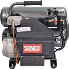 Image 2 of SENCO PC1131 Air Compressor, 4.3 gal Tank, 115 V, 1-Stage, Iron