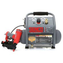 Image 1 of SENCO PC1342 23 Gauge 1/3 in. Headless Pinner and 1 Gallon Air Compressor Combo Kit