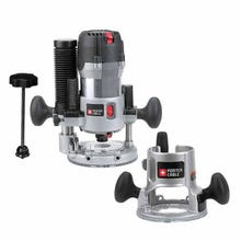 Image 1 of Porter Cable 895PK 2-1/4HP Multi-Base Router Kit