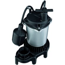 Image 2 of Flotec FPZS50T Sump Pump, 115 V, 4.1 A, 1-1/2 in Outlet, 960 gph