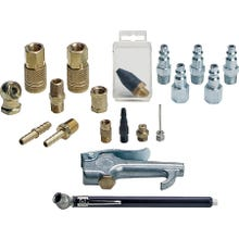 Image 2 of Tru-Flate 41-175 Accessory Kit, 19 Pieces