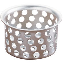 Image 2 of Plumb Pak PP820-37 Basket Strainer, 1 in Dia, Stainless Steel, Chrome, For: Sink