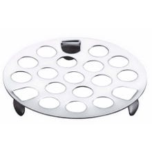 Image 2 of Plumb Pak PP820-55 Drain Guard Strainer, 1-5/8 in Dia, Stainless Steel, For: Sink