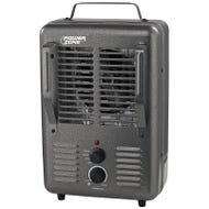 Image 1 of PowerZone Deluxe Portable Utility Heater, 1300/1500 W