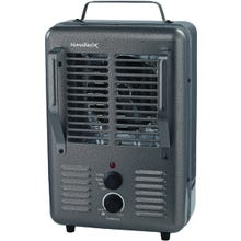 Image 2 of PowerZone Deluxe Portable Utility Heater, 1300/1500 W