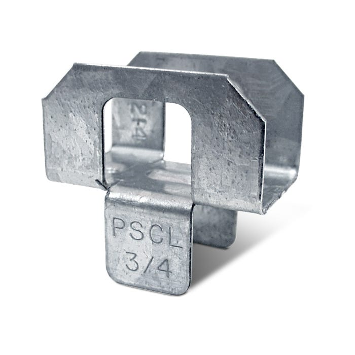 PSCL 1/2 in. 20-Gauge Galvanized Panel Sheathing Clip (PSCL12)