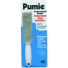 Image 1 of Pumie Toilet Bowl Ring Remover, Solid, Gray Porous