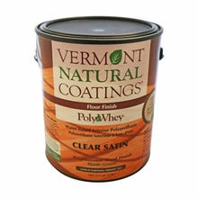 Vermont Natural Coatings POLYWHEY FLOOR FINISH SATIN GAL