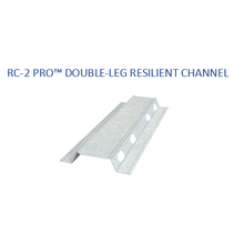 Image 1 of 1-1/4 in. RC-2 Pro Double Leg Resilient Channel, 12 ft.