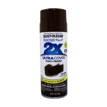Rust-Oleum Painter's Touch 2X, Gloss Kona Brown, Spray Paint 12 oz