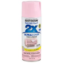 Rust-Oleum Painter's Touch 2X, Candy Pink, Spray Paint 12 oz