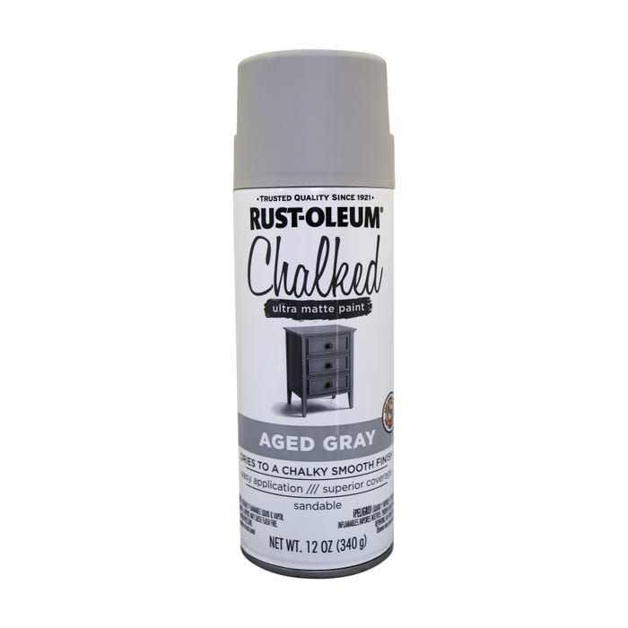 Rust-Oleum CHALKED Ultra Matte Paint 12 oz Spray