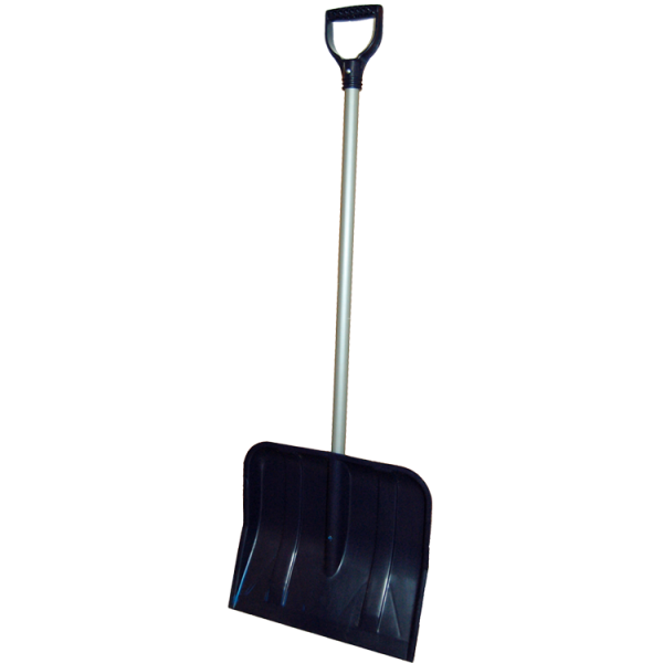 Rugg Pathmaster Plastic 18 in. wide Snow Shovel Select