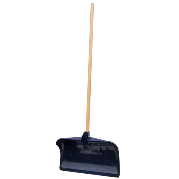 Rugg Pathmaster Poly 20 in. wide x 58 in. long Shovel