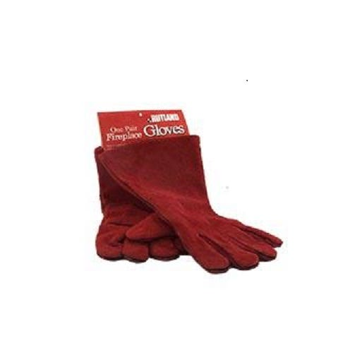 Rutland Leather Fireplace Gloves