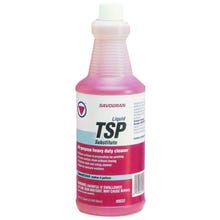 Image 2 of SAVOGRAN 10632 All-Purpose Cleaner, 1 qt Bottle, Liquid, Clear/Pink