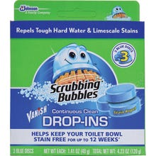 Image 2 of Scrubbing Bubbles Toilet Bowl Cleaner, 4.23 oz