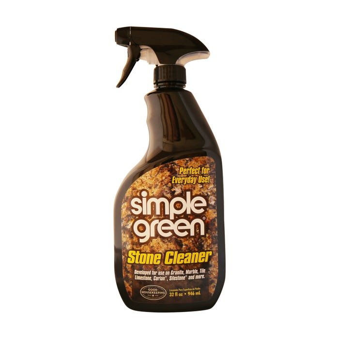 simple green Stone Cleaner, Spray, 32 oz.