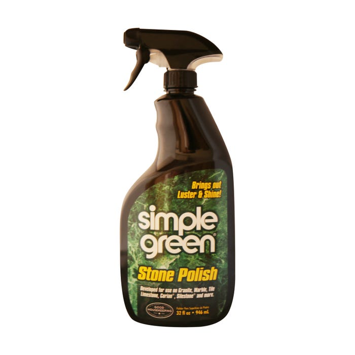 SIMPLE GREEN STONE CARE POLISH & SEALANT - 32OZ