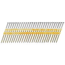Image 2 of SENCO KD27APBSN Collated Nail, 3 in L, Bright Basic