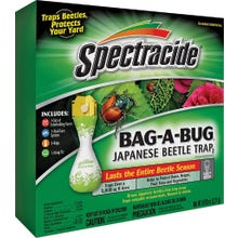 Image 2 of Spectracide Japanese Beetle Trap, 2 bags