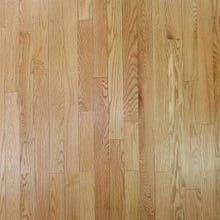 "Image 1 of 2-1/4"" Select Grade Red Oak Strip Flooring (21 sq. ft)"