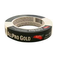 Contractor Grade, High Adhesion Masking Tape 1 Inch