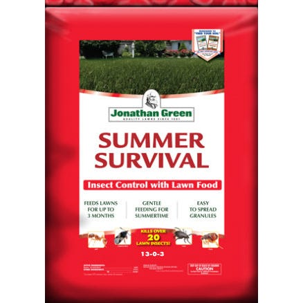 Jonathan Green Summer Survival Insect Control with Lawn Fertilizer