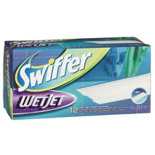 Image 2 of Swiffer 08441 Super Absorbent Refill Pad, For WestJet SWIFFER Advanced Cleaning Solution