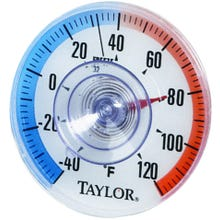Image 2 of Taylor Dial Thermometer, -40 to 120 deg F