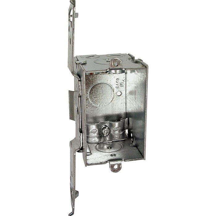Image 2 of HUBBELL 8531 Switch Box, Steel