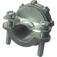 Image 2 of Halex 05110B Clamp Connector, 1 in, Zinc