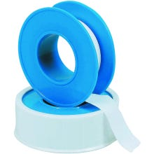 Image 2 of HARVEY 017072B-500 Thread Seal Tape, PTFE, Blue/White